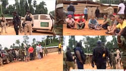 Soldiers attack police galamsey task force; release arrested Chinese illegal miniers at Manso