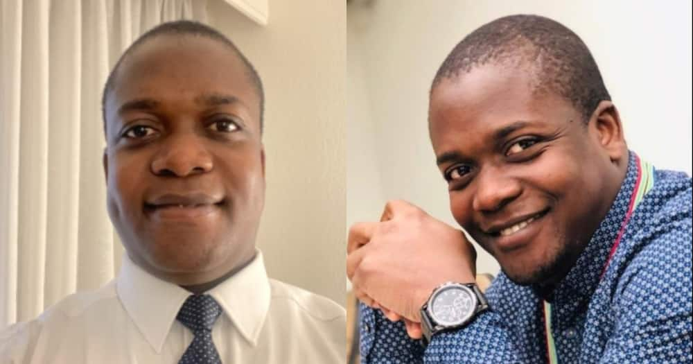 Edzordzi Agbozo: Ghanaian named Exceptional Graduate Student at Michigan University as he bags PhD