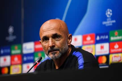Inter Milan boss Luciano Spalletti disappointed with his side after Champions League ouster