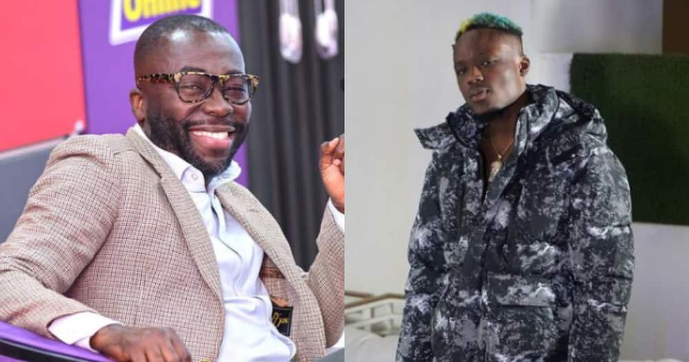 Andy Dosty is the reason I wasn't nominated for VGMA - Rapper Okese1 claims
