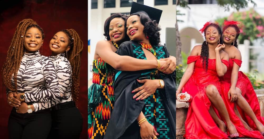 Selom & Sedem Agboli: 23-year-old Twin Sisters Become Medical Doctor & Pharmacist from UG