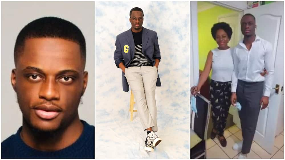 Smart Igbo man borrows N1.5m from mother to start business, makes massive profits, surprises her