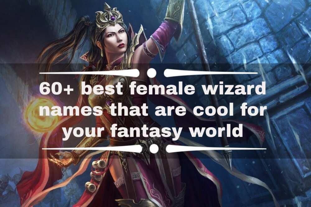 female wizard names