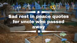 130+ sad rest in peace quotes for uncle who passed away