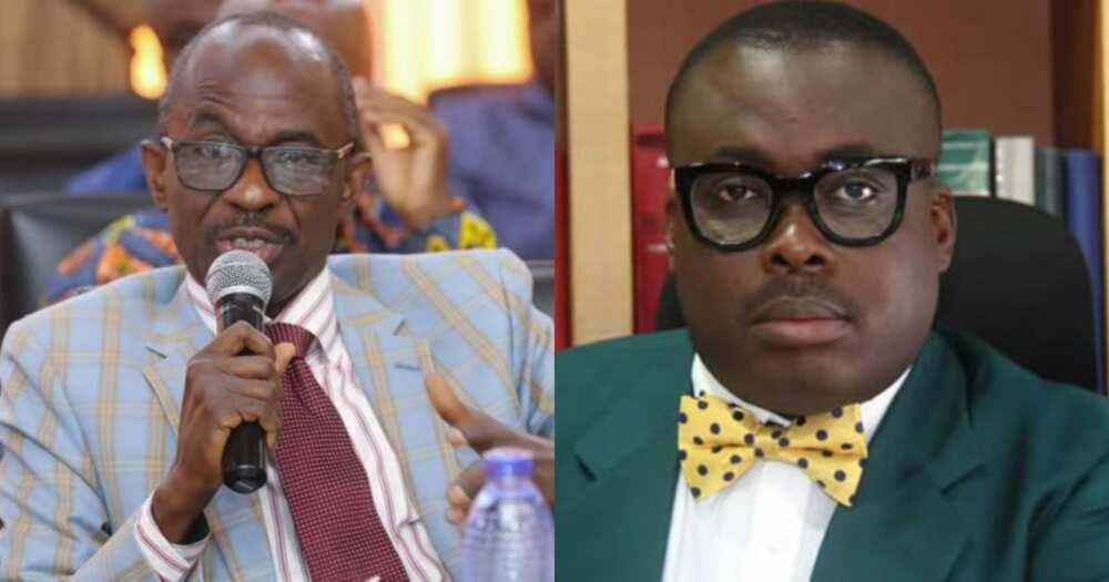 I do scholarly analysis; Asiedu Nketia does not understand because he studied Administration - Adom Otchere