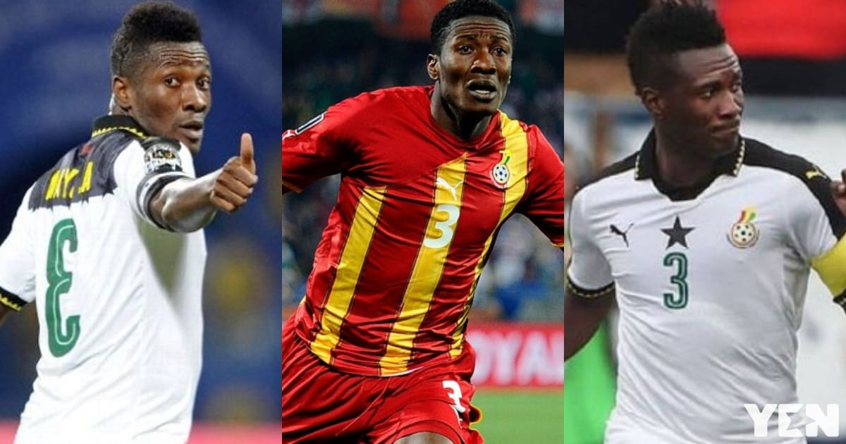 Foolishness! - Asamoah Gyan captured in video insulting people over cash for footballers