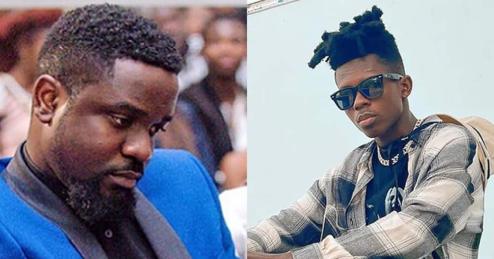 Sarkodie: Strongman's Manager Rubbishes Claims by Presenter that he Pounded fufu for him