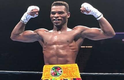 Top Ghanaian boxer to fight for world title on February 2 in Texas