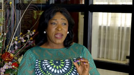Chaos at Parliament as Ayorkor Botchway attempts to strike Sam George (VIDEO)