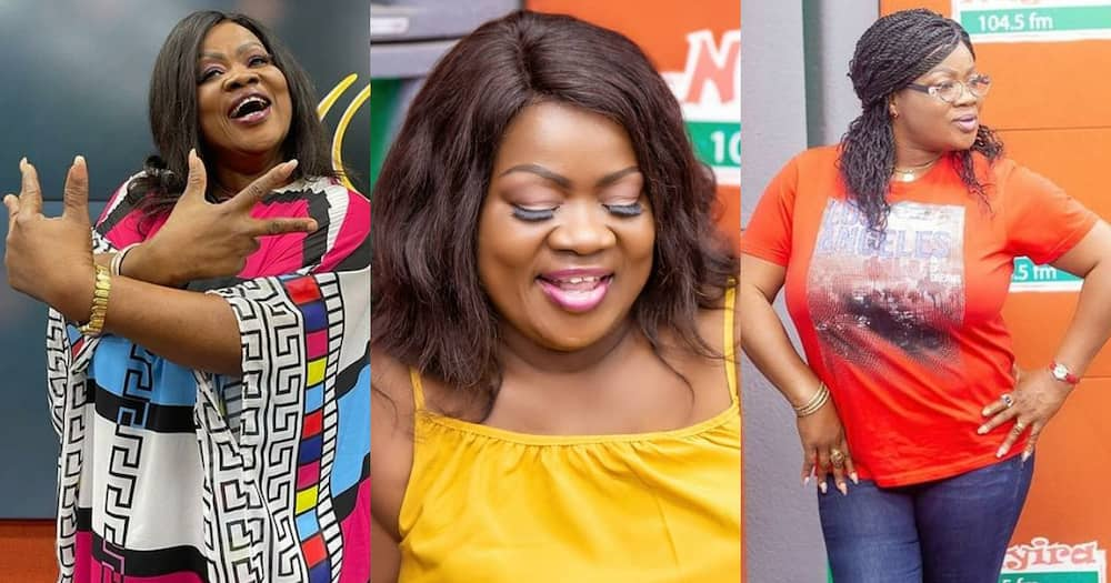 Mercy Asiedu: 8 Photos of Kumawood Actress Showing how Young she has Grown in Recent times