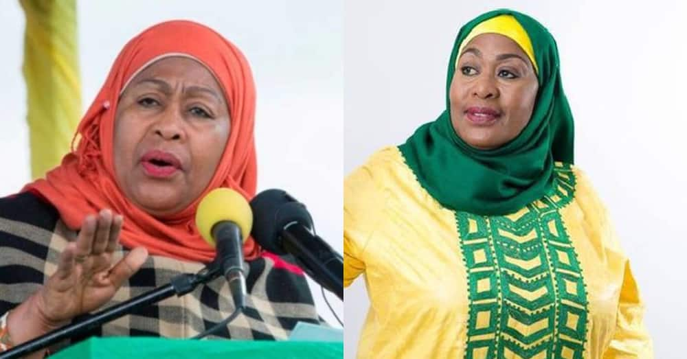I submit to my husband because it shows love not inferiority - Tanzanian president