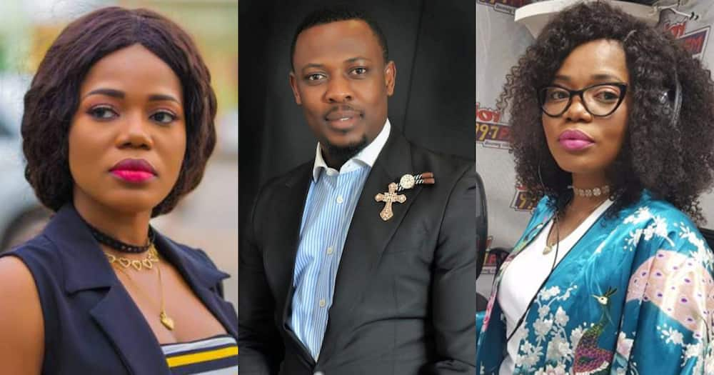 Mzbel says Nigel Gaisie told her of popular newscaster he was dating (video)