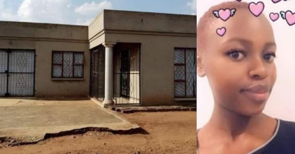 """""""It Took Me 10 Years"""": Lady Proudly Shows off Home She Built for Mom"""