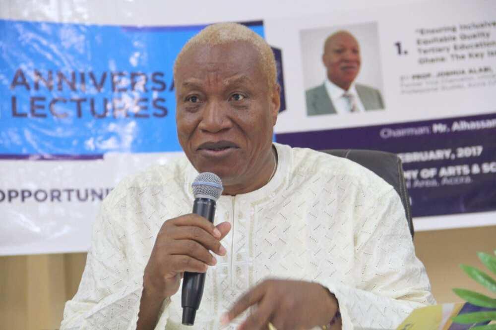 NDC names Joshua Alabi as lead of Mahama's campaign team