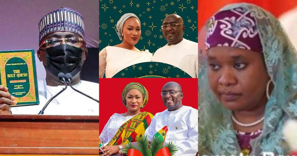 Ramatu: Dr Bawumia Speaks On That He Has Another Wife Aside Samira