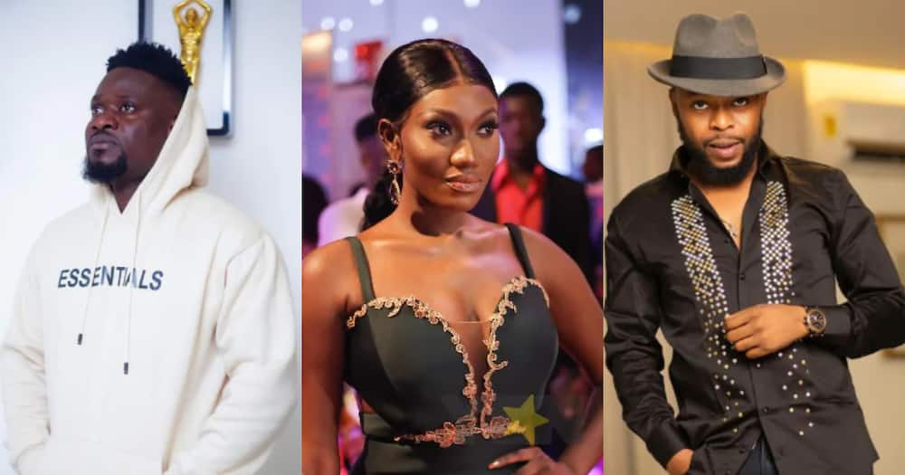 Netflix takes down movie featuring Kalybos and Bismark The Joke following Wendy Shay's report