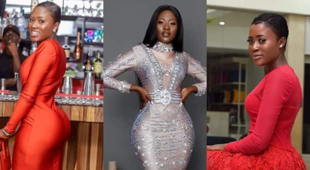 Fella Makafui shows maturity as she joins celebs calling for Poloo's release; photo drops