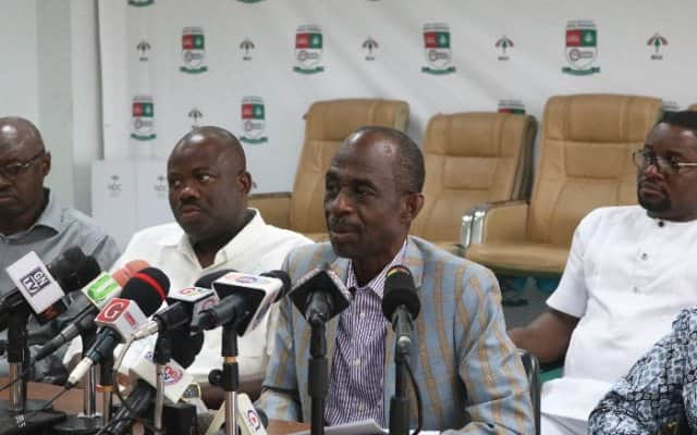 Asiedu Nketiah brags about the NDC at its 29th anniversary; says the party is the best in Ghana