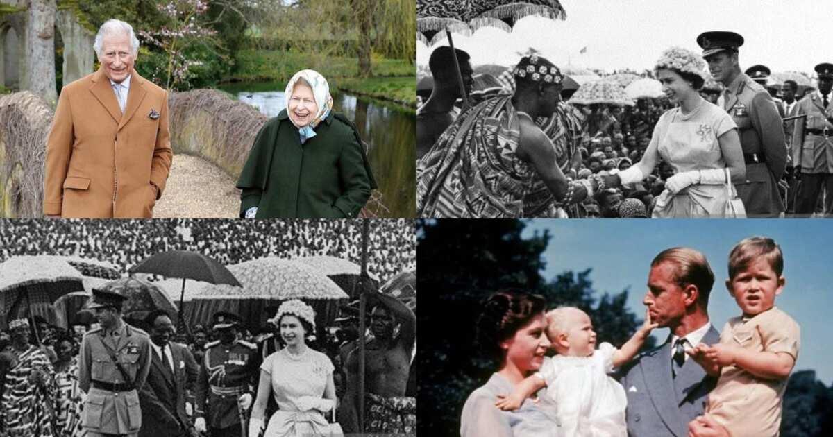 Prince Phillip: Photos Of When Queen Elizabeth's Late ...