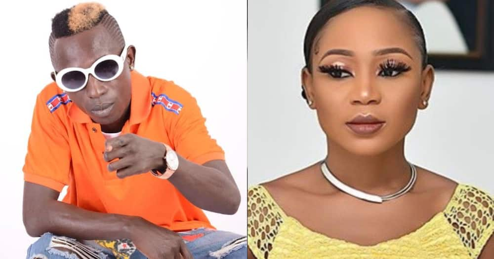 Patapaa: Musician's Comments on Akuapem Poloo's jail case Draws Massive Criticisms