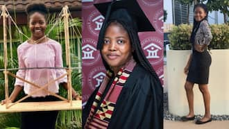 Best 2015 BECE student graduates with degree in Mechanical Engineering from Ashesi, photos emerge