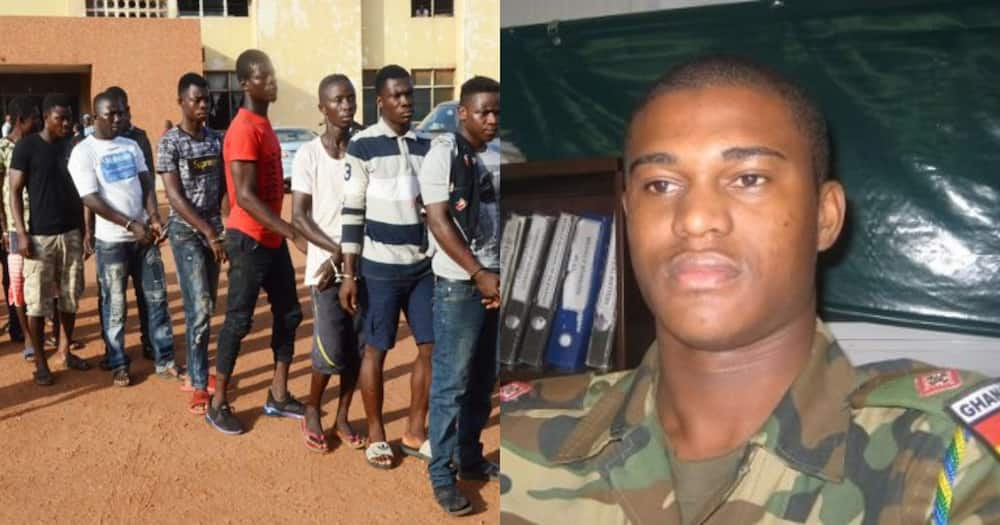 Police forced us to say we killed Major Maxwell Mahama - 11 alleged killers tell court