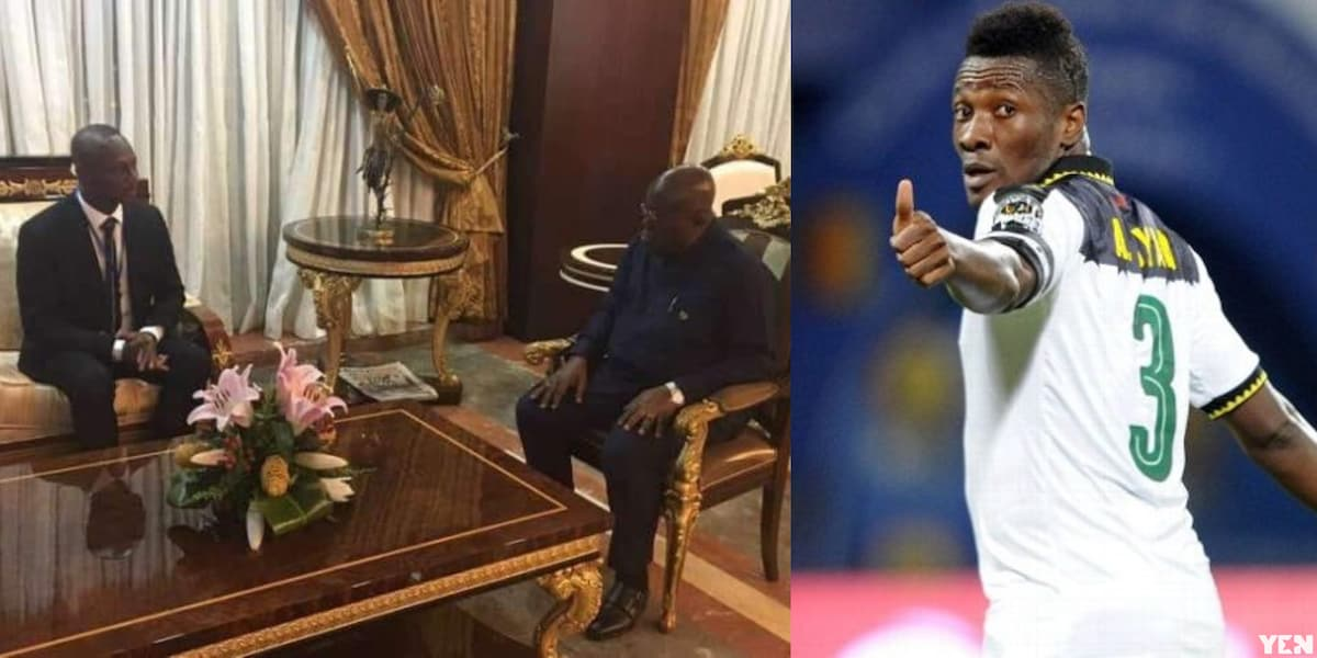 Ghanaians roast Asamoah Gyan for rescinding his decision not to play for Black Stars