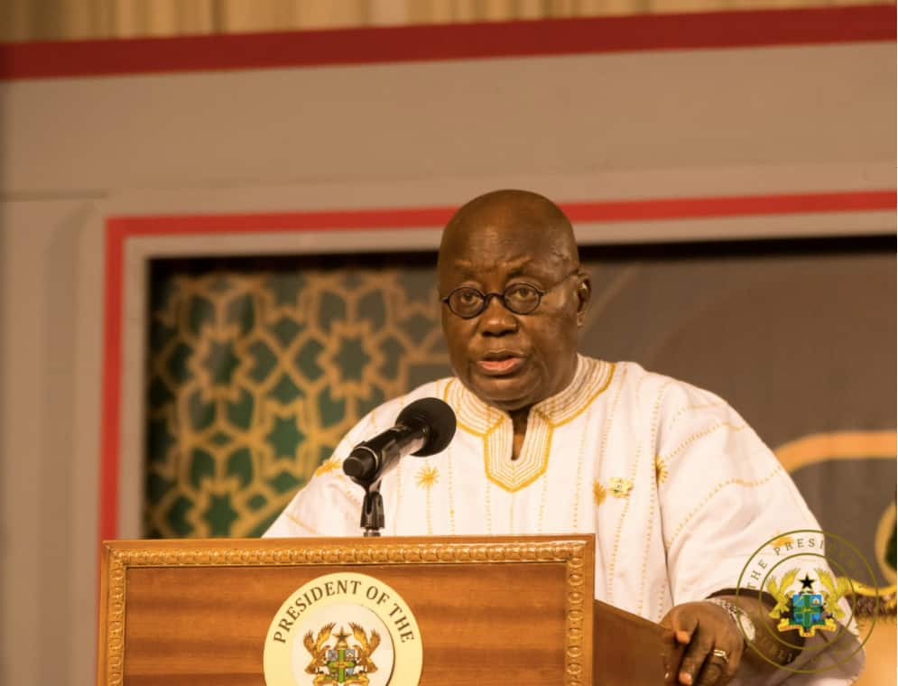 Ghana's COVID-19 deaths lowest in Africa and world - Akufo-Addo