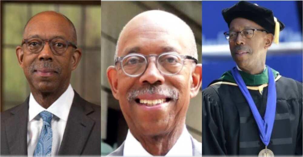 University of California names Michael Drake as first Black president