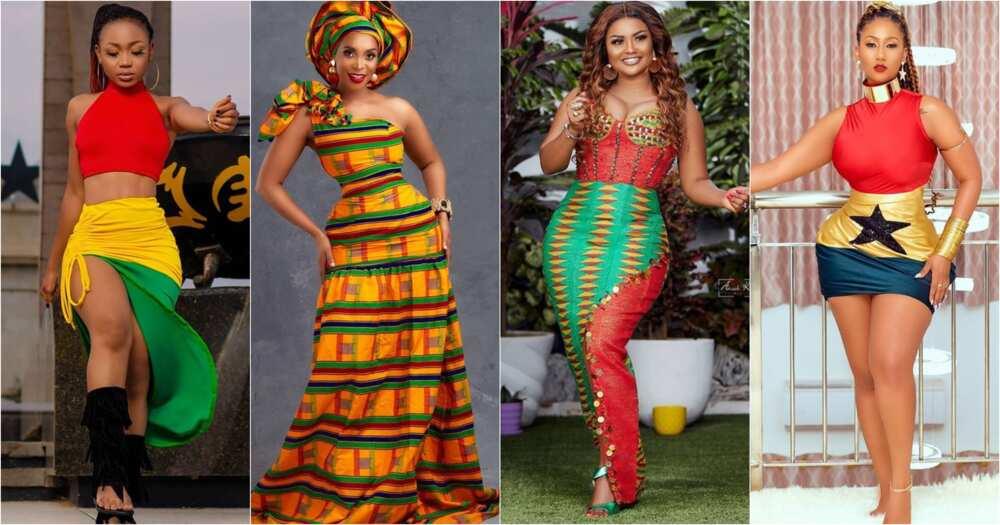 Ghana @ 64: McBrown, Jackie Appiah, Berla, Hajia4Real, Schwar, Poloo, Others Celebrate In Style (Photos)