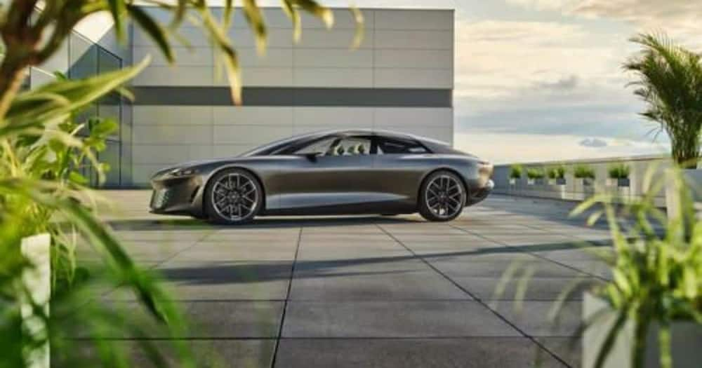 Internet, Wowed by Futuristic, Concept Car, Game Changer