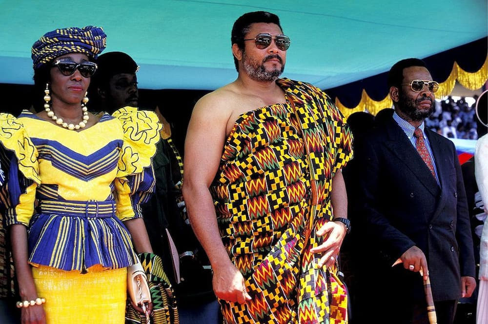 8 iconic photos of late JJ Rawlings that would make Ghanaians miss him dearly