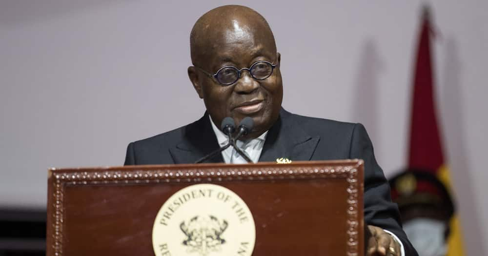 SONA 2021: Akufo-Addo says his govt does not shy away from scrutiny