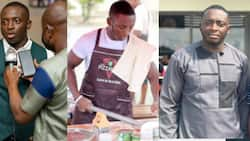 24-year-old Ghanaian CEO with over 100 employees gets many talking about his success at a young age