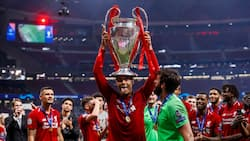 UEFA names Liverpool superstar as Champions League Player of the Week