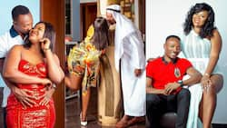 Kumawood actor Salinko shows off his beautiful wife in loved-up photos on their 4th wedding anniversary