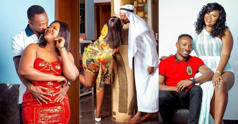 Salinko: Kumawood Actor And His Wife Celebrate 4th Marriage Anniversary