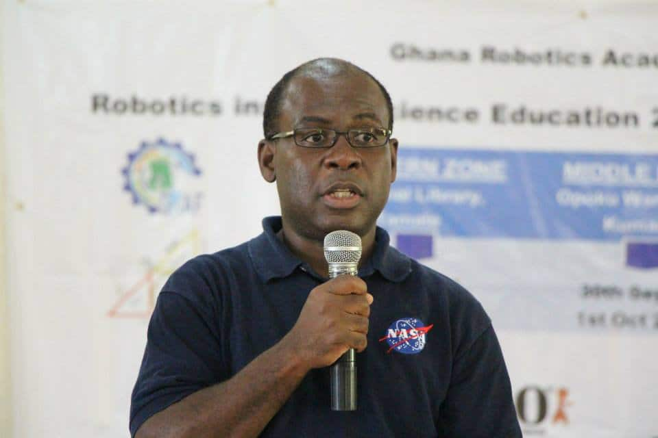 Meet Dr Trebi-Ollenu the Ghanaian scientist who built InSight, NASA's latest spacecraft to land on Mars