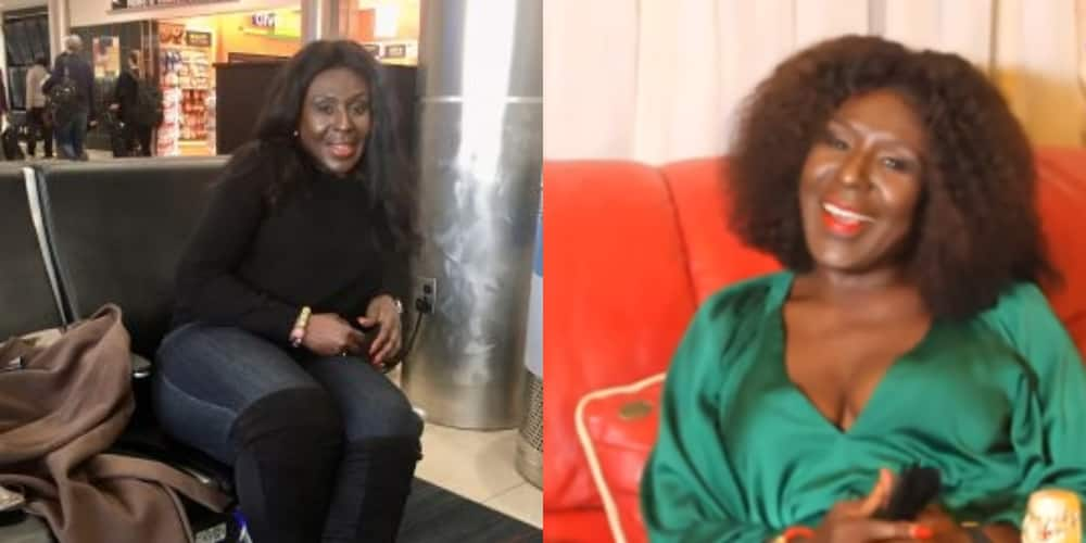 Abrokyire Hemaa: Meet the 'strong' Ghanaian woman who has been driving taxi in the UK since 1987