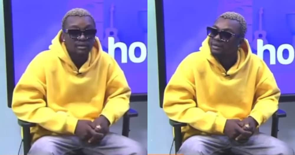 Yaw Berk: Man Embarrasses Artist on live Television Saying He Refused to pay Items he Bought
