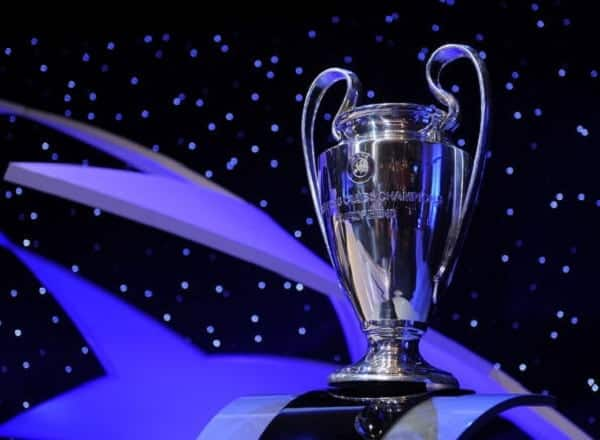 Barcelona draws Manchester United in tough Champions League quarterfinal tie