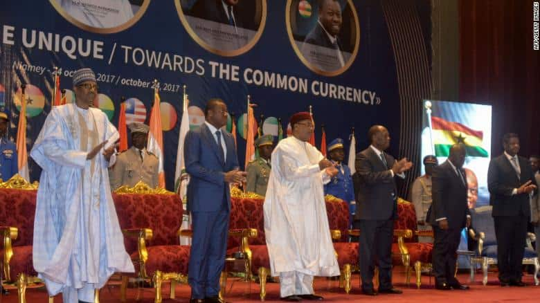 """Ghana and rest of West Africa to use new currency called """"Eco"""" by 2027"""