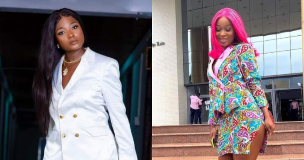 This is outrageous - Efya reacts to Efia Odo's arrest over #FixTheCountry demo