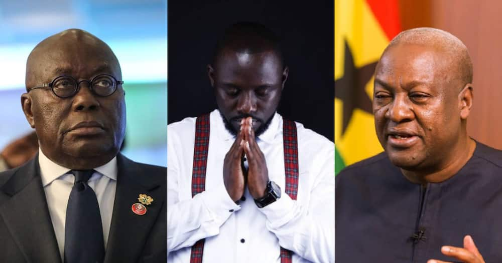 Sir, I am sorry for the insults - Ntimination apologizes to Mahama over recent developments