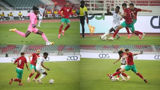 Black Stars lose 1-0 to Morocco after Japan humiliated Ghana 10-0 in friendly