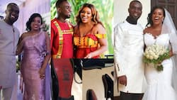 """""""We love to see more"""" - Fans say over photo of Joe Mettle's wife flaunting romantic side with husband"""