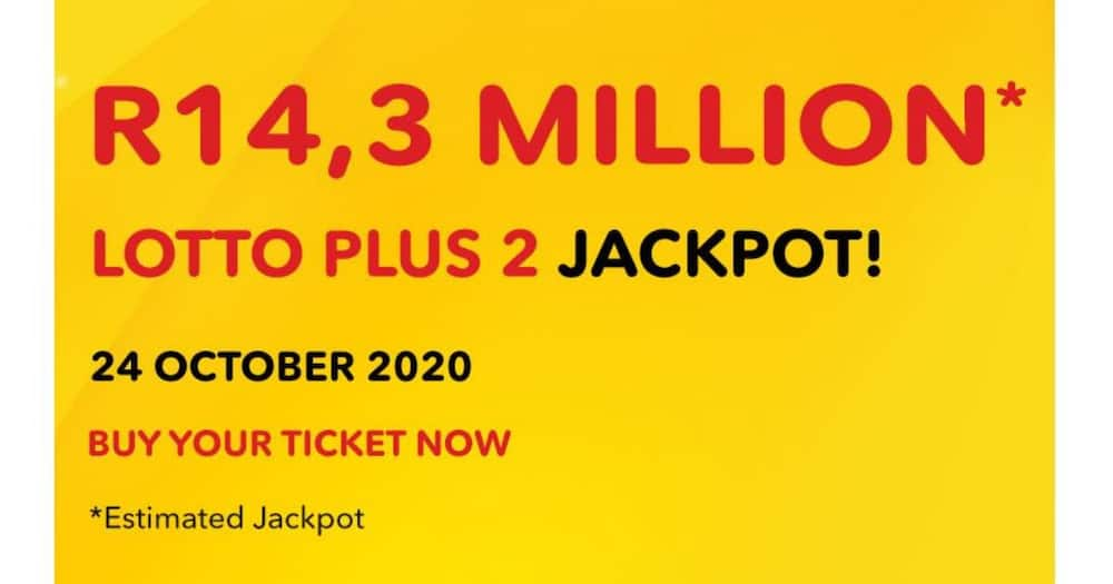 The winning numbers were drawn on the 24th of October. Photo Credit: Facebook/South African National Lottery