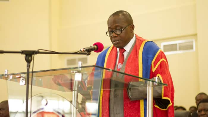 UEW brouhaha: Sacked and reinstated lecturer condemns action of university's authorities