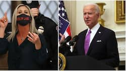 President Joe Biden faces impeachment 24 hours after assuming presidency (video)