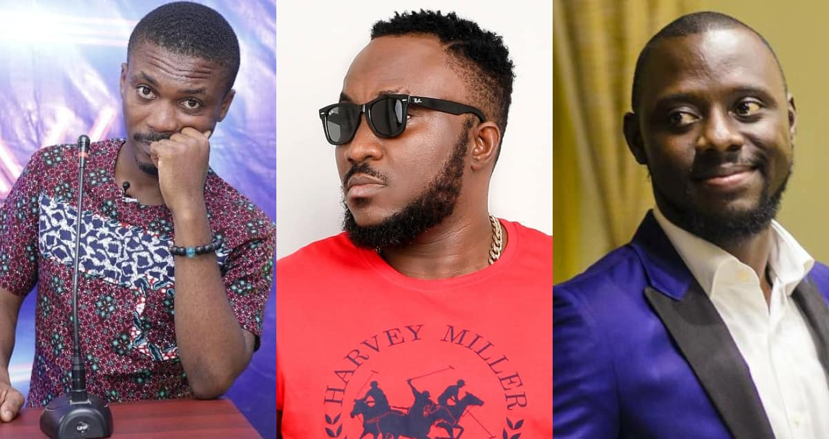 Clemento Suarez beats DKB, others to become best comedian in Ghana